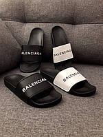 Мужские сланцы Balenciaga, Реплика , фото 1
