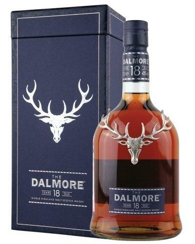 Виски Dalmore 18 y.o. (Далмор 18 лет) 43%, 0,7 литра