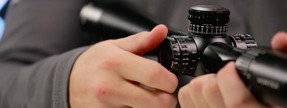 Прицел оптический Vortex Viper 6,5-20x50 D, Mil Dot, труба 30 мм, фото 3