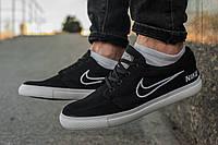 Мужские кеды Nike Stefan Janoski , Материал: хлопок, Цвет: черный
