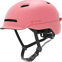 Шлем Xiaomi Smart4u City Light Ride Smart Flash Helmet SH50 Pink оригинал