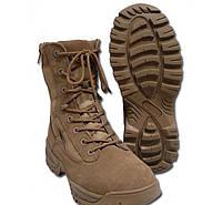 Ботинки тактические 2 молнии (Coyote)