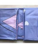 Постельное белье сатин Треугольники, фото 7
