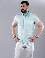 c7ce4bb4c80 Мужская рубашка c коротким рукавом в Украине. Сравнить цены