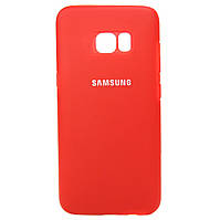 Чехол Original Full Cover Samsung G935 Galaxy S7 Edge Красный