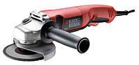 Угловая шлифовальная машина BLACK&DECKER  KG1202K 1200Вт, 125мм, 11000об/мин, кейс