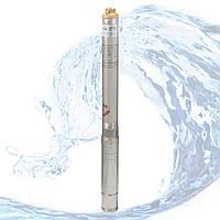 Насос глибинний Vitals Aqua 3-15DCo 1938-0.8r (61м, 50л/хв, 0,8кВт, 20м кабель)