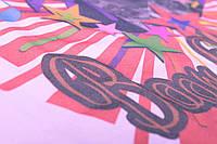Прямая цифровая печать на футболках, сумках