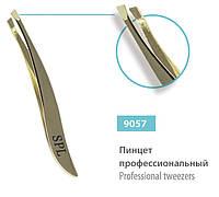 Пинцет профессиональный скошенный SPL 9057
