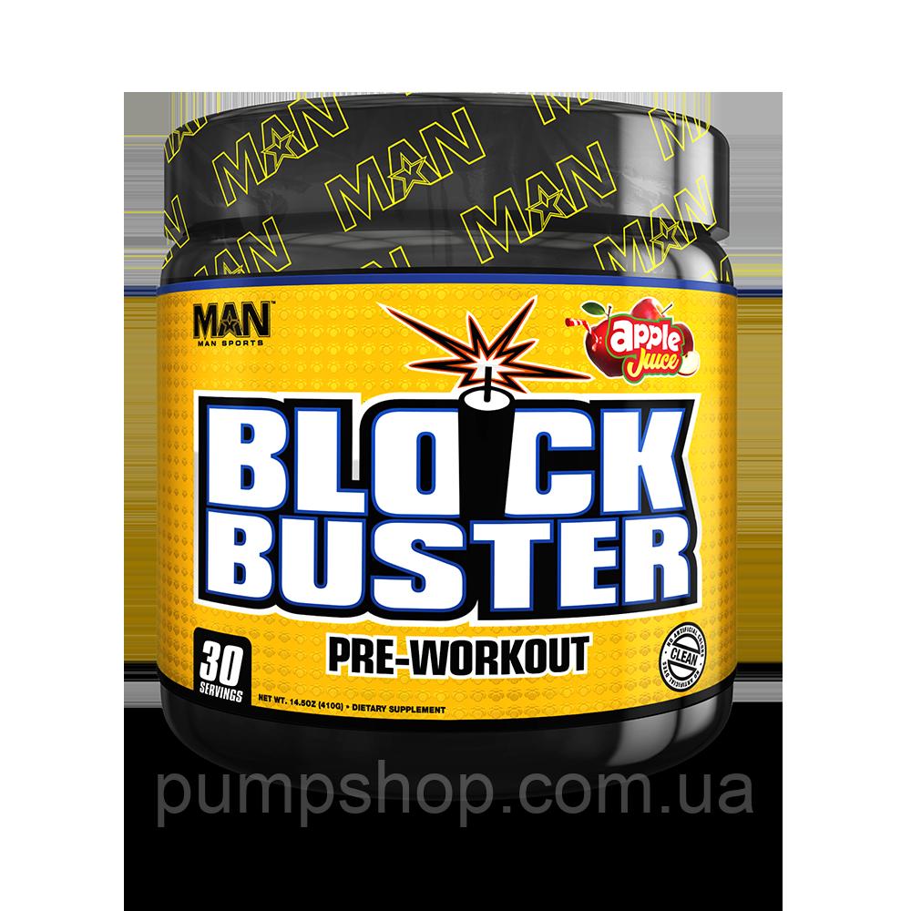 Предтренировочный комплекс MAN Sports BlockBuster Pre Workout 30 порц.