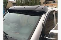 Козырек на лобовое стекло (Дефлектор лобового стекла) Вито 639 (Mercedes Vito 639). Турция, фото 1