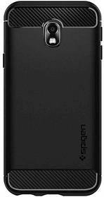 Чехол Spigen Slim Armor Samsung Galaxy J330 2017 black (580CS21499) EAN/UPC: 8809522194462