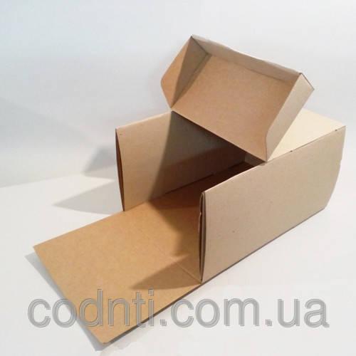 Короб (контейнер) архивный стандартный (ГОСТ) гофрокартон
