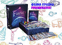 """Гра настільна """"Fantasy"""" STRATEG зроблено в Україні"""