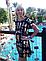 Женская пляжная туника с принтом.Размер: S M L XL XXL(фр) 3 цвета, фото 2