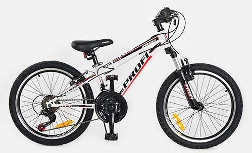 "Велосипед детский Profi G20A315-L1-W 20""."