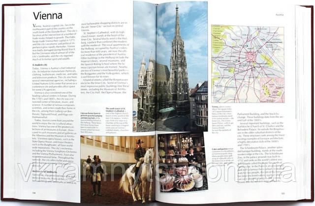 6-ти томна дитяча енциклопедія англійською. The World Book Encyclopedia of People and Places, купить книгу Киев