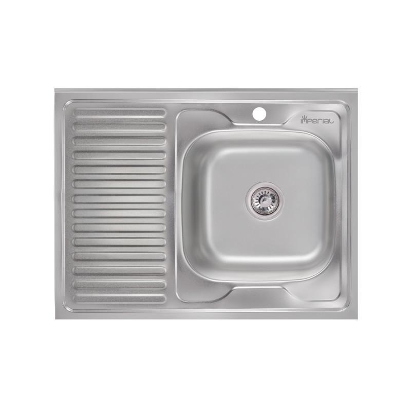 Мойка для кухни Imperial 6080-R Polish