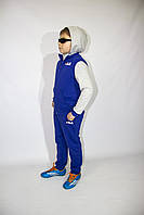 Детский спортивный костюм тройка Fila