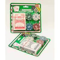 I5-73 Набор для покера 24 фишки