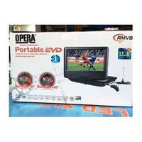 Портативный DVD плеер Portable EVD 13.8