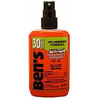 Репеллент от комаров клещей и других насекомых Ben's 30 (100 мл)