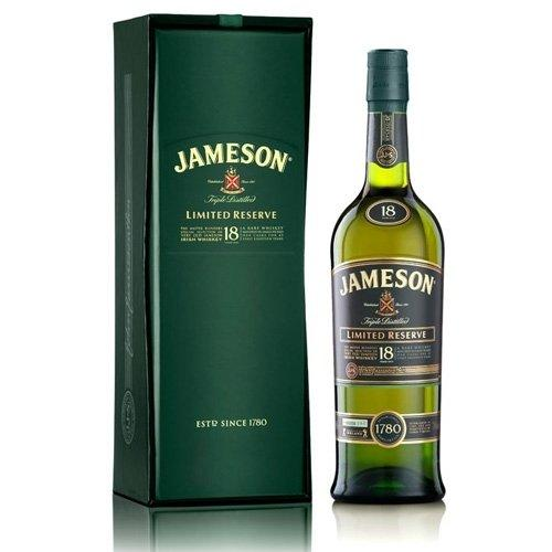 Виски John Jameson 18 y.o. (Джон Джеймесон 18 лет) 40%, 0,7 литра
