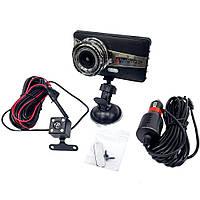 "А9 HDR Full HD сенсор 4.0""(2 камеры) видеорегистратор"