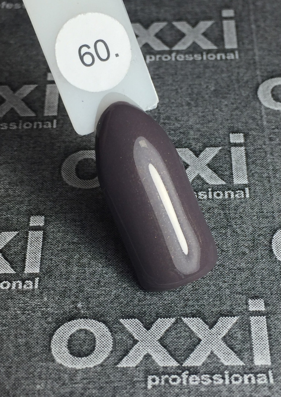 Гель лак OXXI № 060