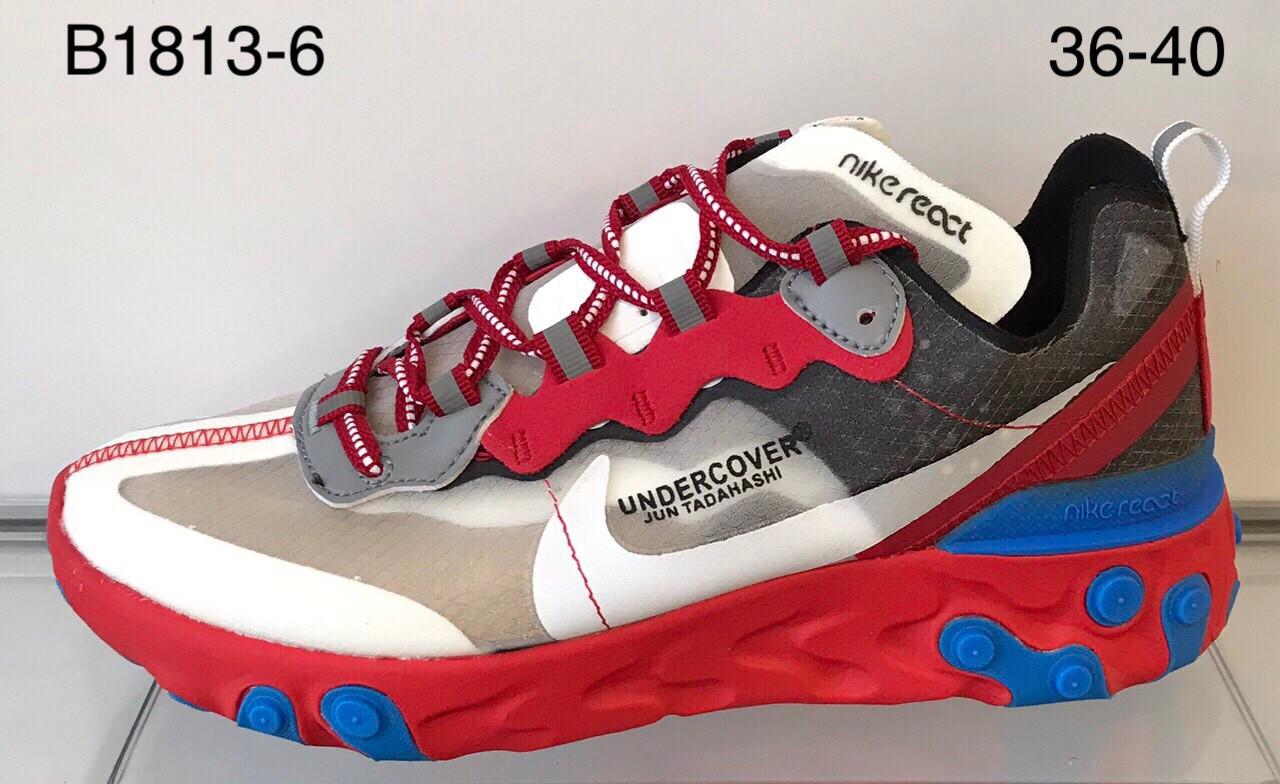 Кроссовки подросток Nike Undercover оптом (36-41)