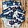 Тканевая маска для лица с черникой питательная для чувствительной кожи ROREC Blueberry (30г), фото 2