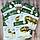 Тканевая маска для лица с оливой питательная ROREC Olive (30г), фото 2