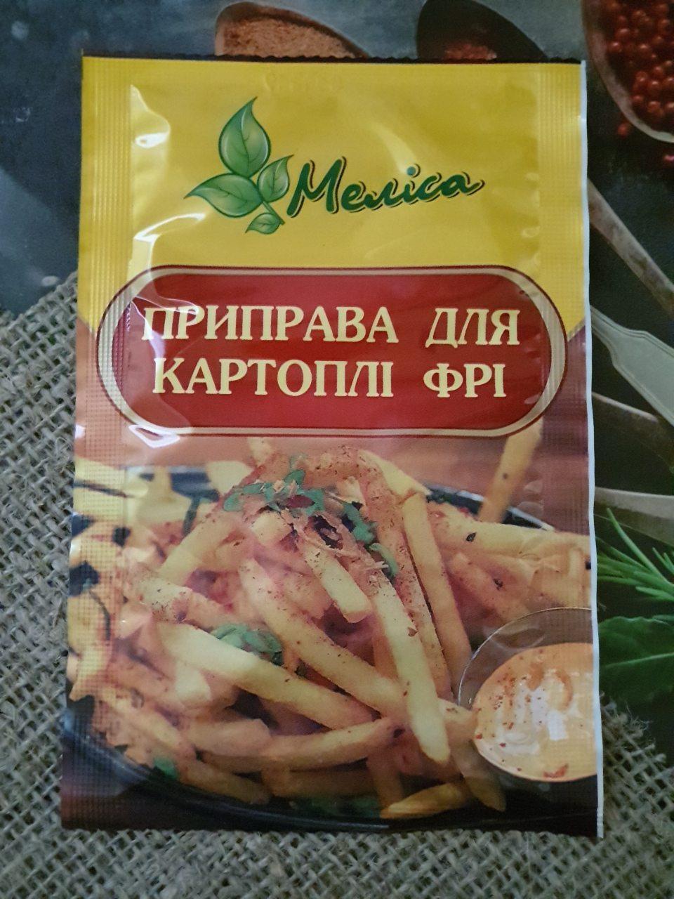 "Приправа для картошки фри 30 гр ""Мелиса"""