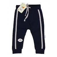 Smil, штанишки для мальчика с коллекции Регби,синий