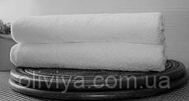 Отельное полотенце белое 70х140