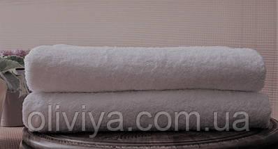 Полотенце для гостиницы 70х140 (белое), фото 3