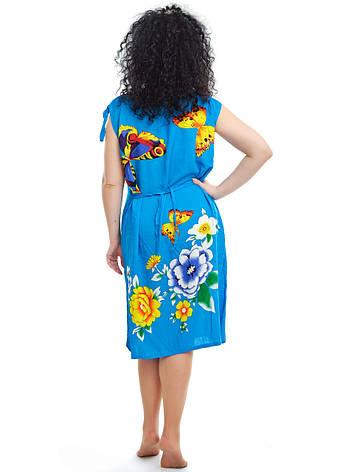Женское летнее платье 1518-22, фото 2