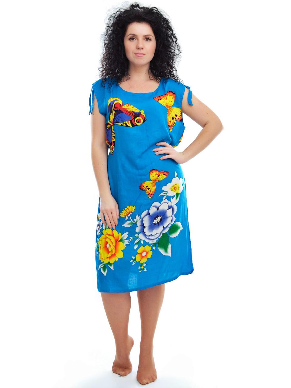 Женское летнее платье 1518-22