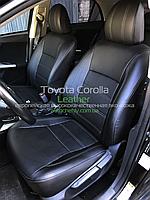 Авточехлы модельные для Toyota Corolla E150 (2007-2013)