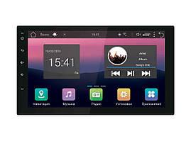 Универсальная 2DIN магнитола Swat Android 7 (AHR-4580)