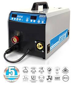 Полуавтомат сварочный инверторный цифровой  ПАТОН ПСИ-160S DC MMA/TIG/MIG/MAG (5-2)