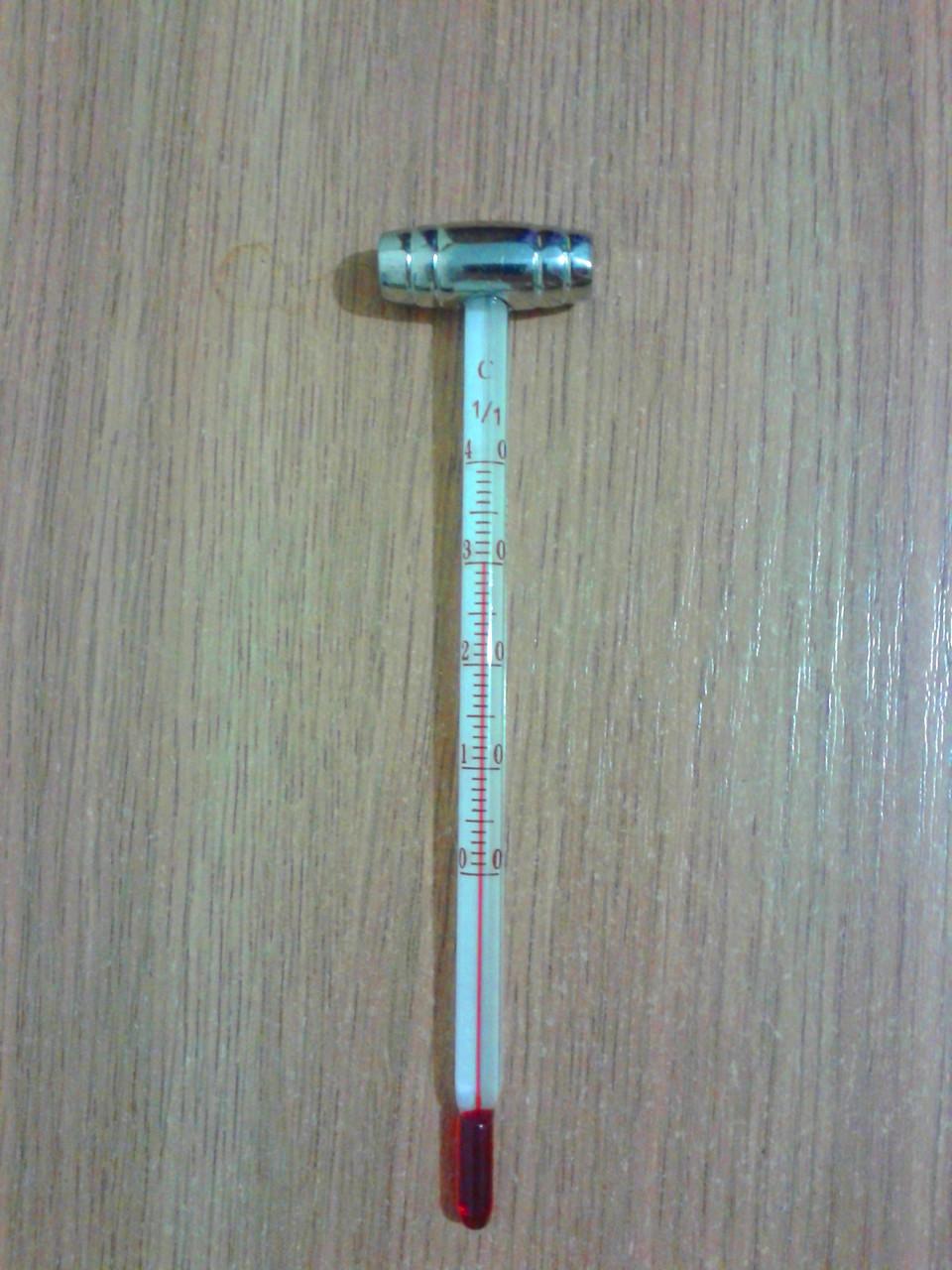 Термометр харчовий спиртовий