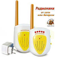 Радионяня - от сети или батареек
