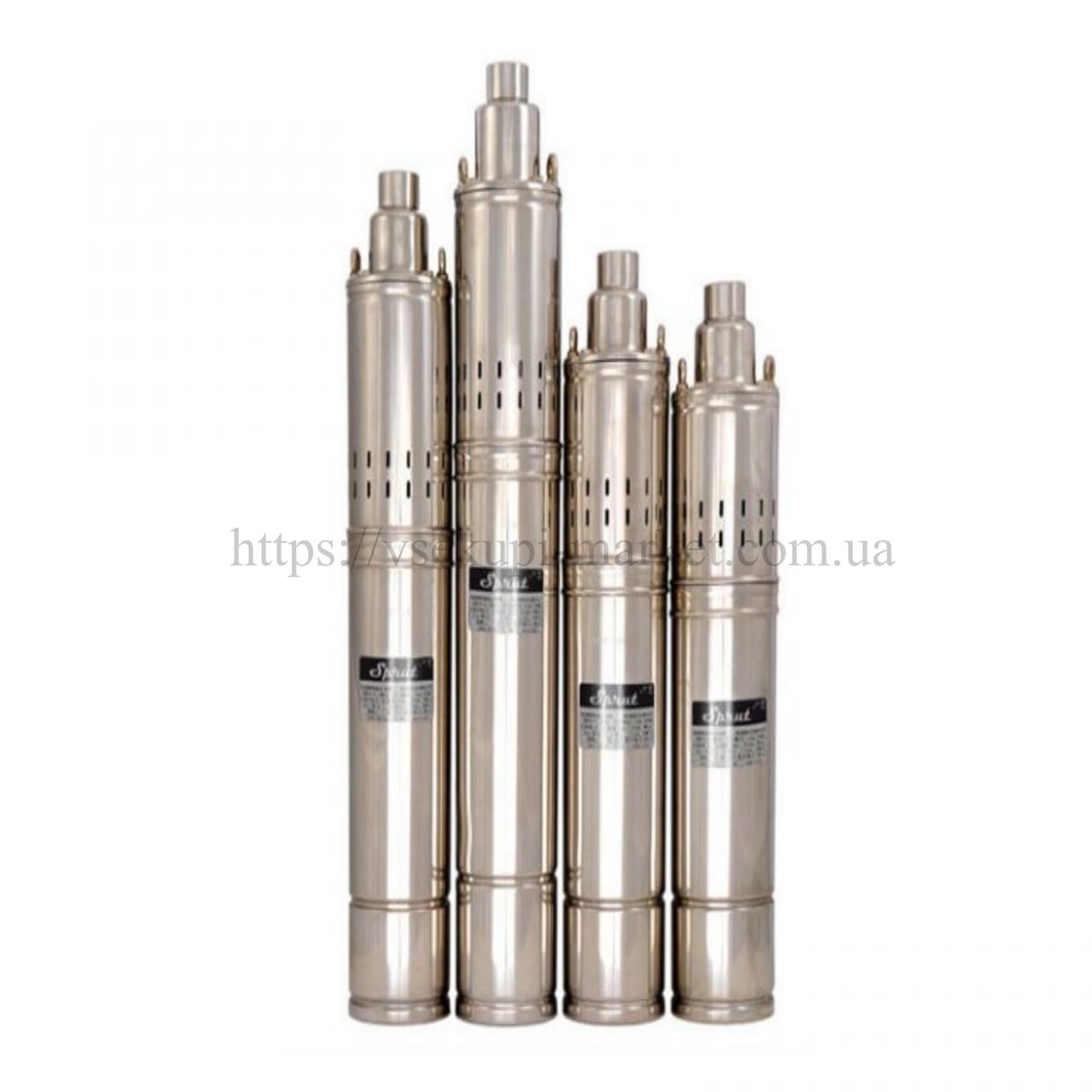 Скважинный насос SPRUT 4SQGD 1,2- 50-0.37