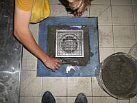 Герметизация мест входа инженерных коммуникаций (труб, кабелей) в подземные сооружения