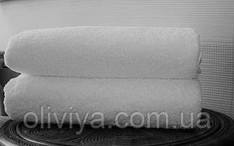 Рушник для готелів біле 100х150, фото 3