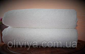 Полотенце для гостиницы 100х150 (белое), фото 2