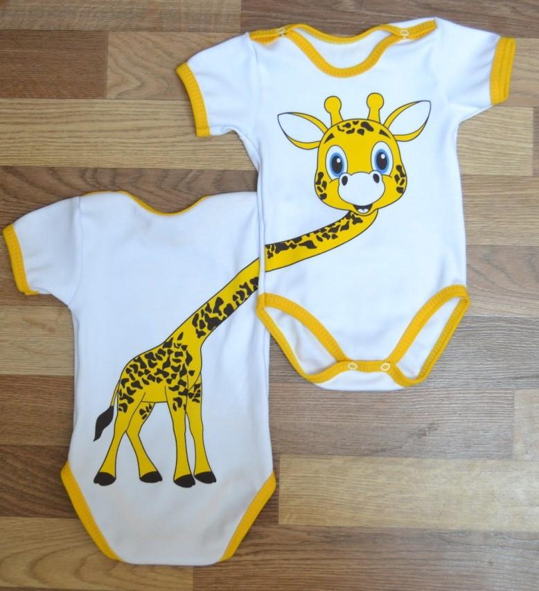 Боди Жирафик