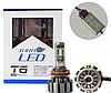 Комплект светодиодных LED ламп TurboLed T6-H4, фото 6
