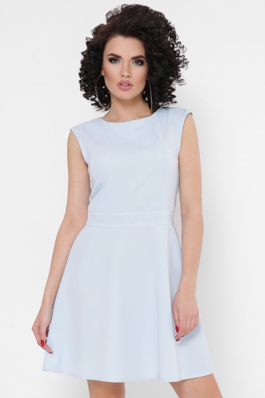 Платье Penelope голубой (42-48)